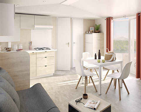 Achat Mobil Home neuf Magnolia 3 chambres