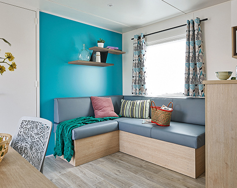 Achat Mobil Home neuf Lodge L872 2 chambres